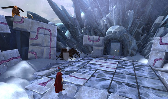 kings quest chapter 4 snow place like home review 2