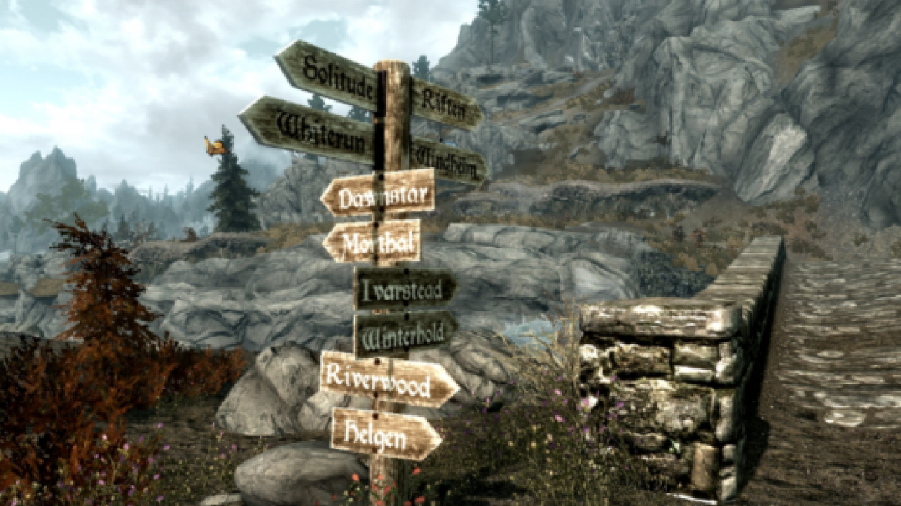 Skyrim PS4 Mods Appearing Already, Here's What to Expect