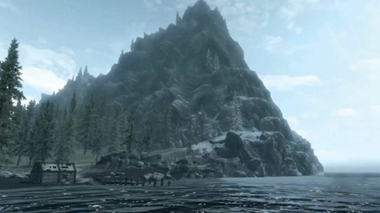 PS4 Players to Miss Out on Skyrim Falskaar Mod