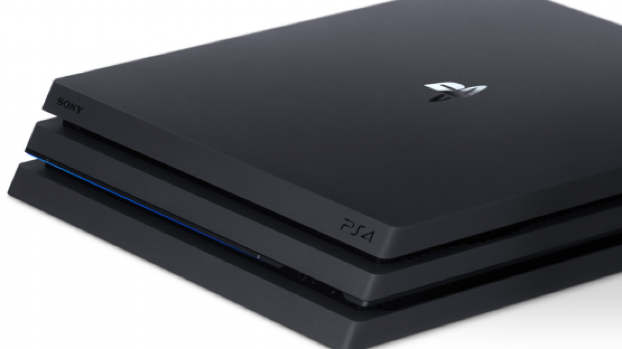 List of Native 4K PS4 Pro Games