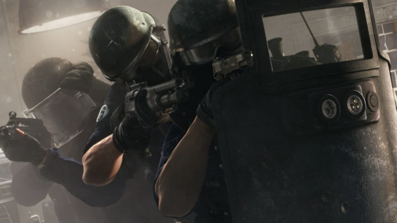 Rainbow Six Siege Update 1 25 Today on PS4 Is 680MB