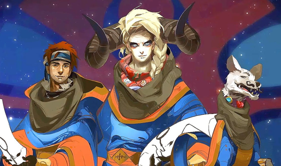 Pyre story