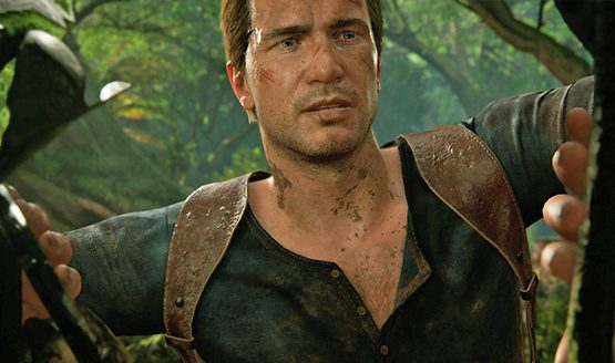 Uncharted 4 A Thief's End 555x28