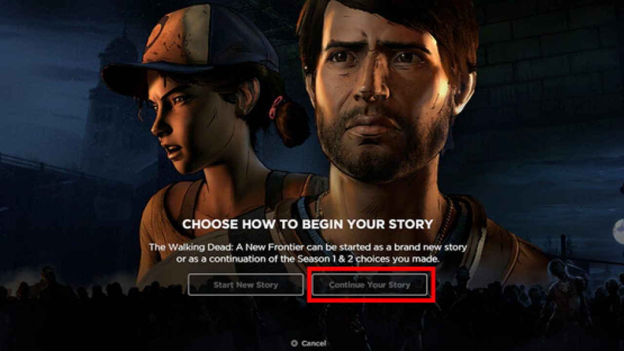 The Walking Dead Season 3 Ps3 360 Versions Cancelled