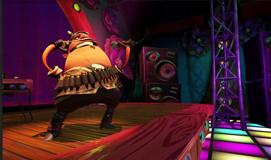 Psychonauts in the rhombus of Ruin review 1