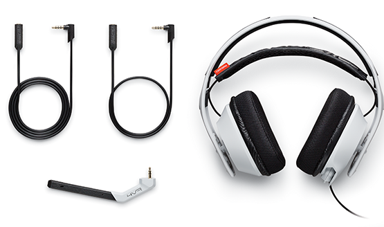 RIG 4VR Review Plantronics headset 2