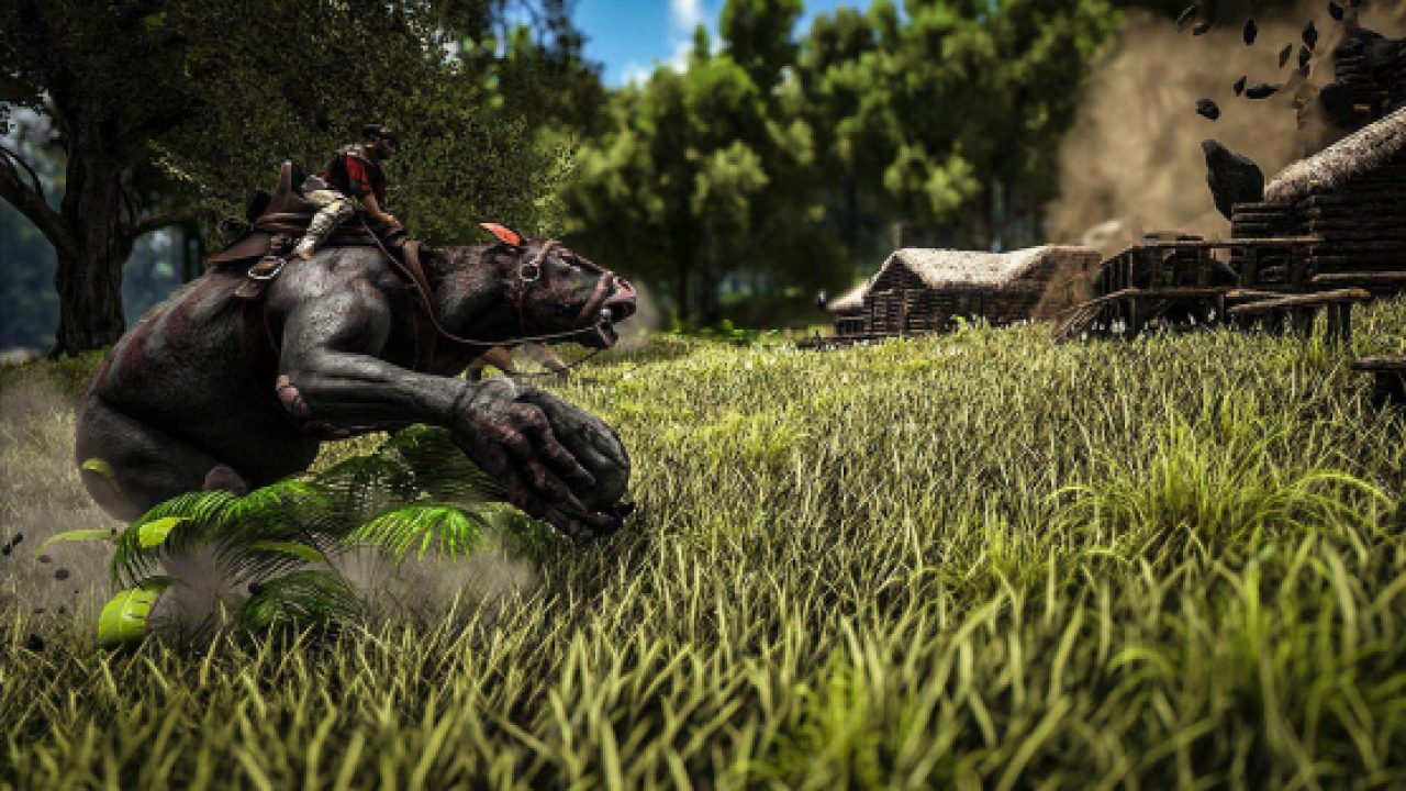 New ARK Survival Evolved Update April 28 on PS4, Xbox