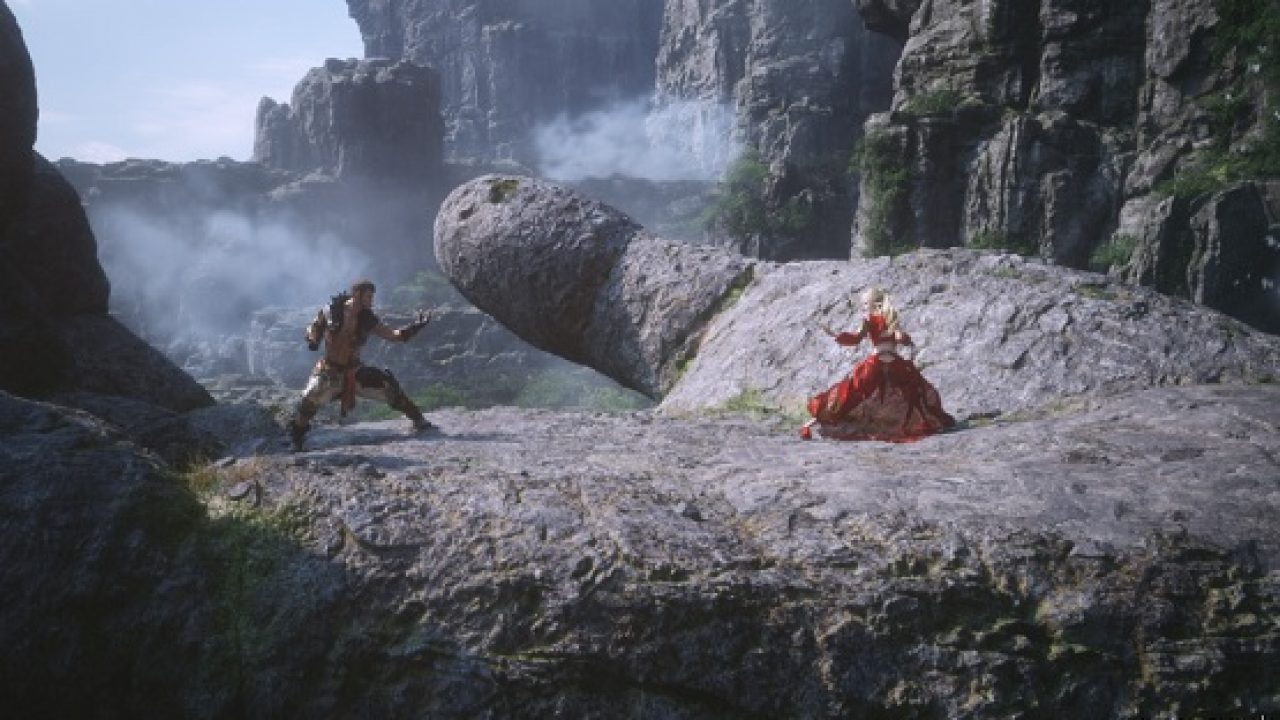 FFXIV Stormblood Gets Opening Movie, New Info