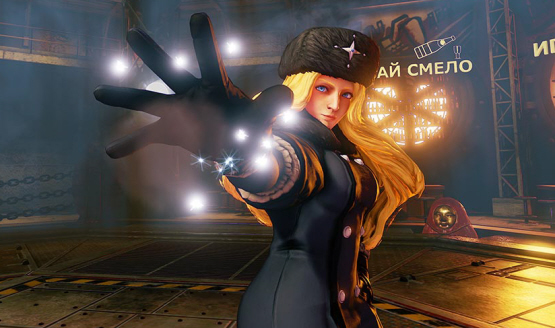 Free Street Fighter V CFN Beta Starts Later Today