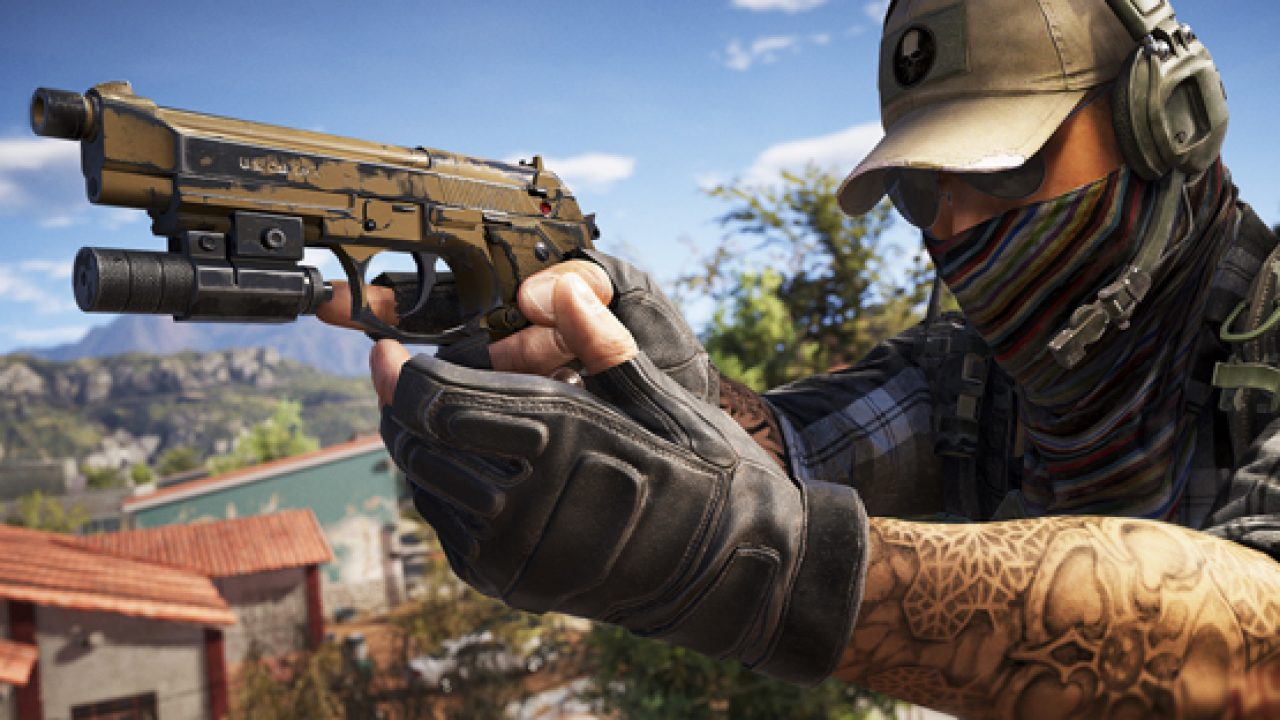 Ghost Recon Wildlands Bugs and Issues Listed by Ubisoft