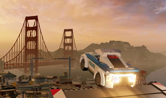 Lego City undercover review 1