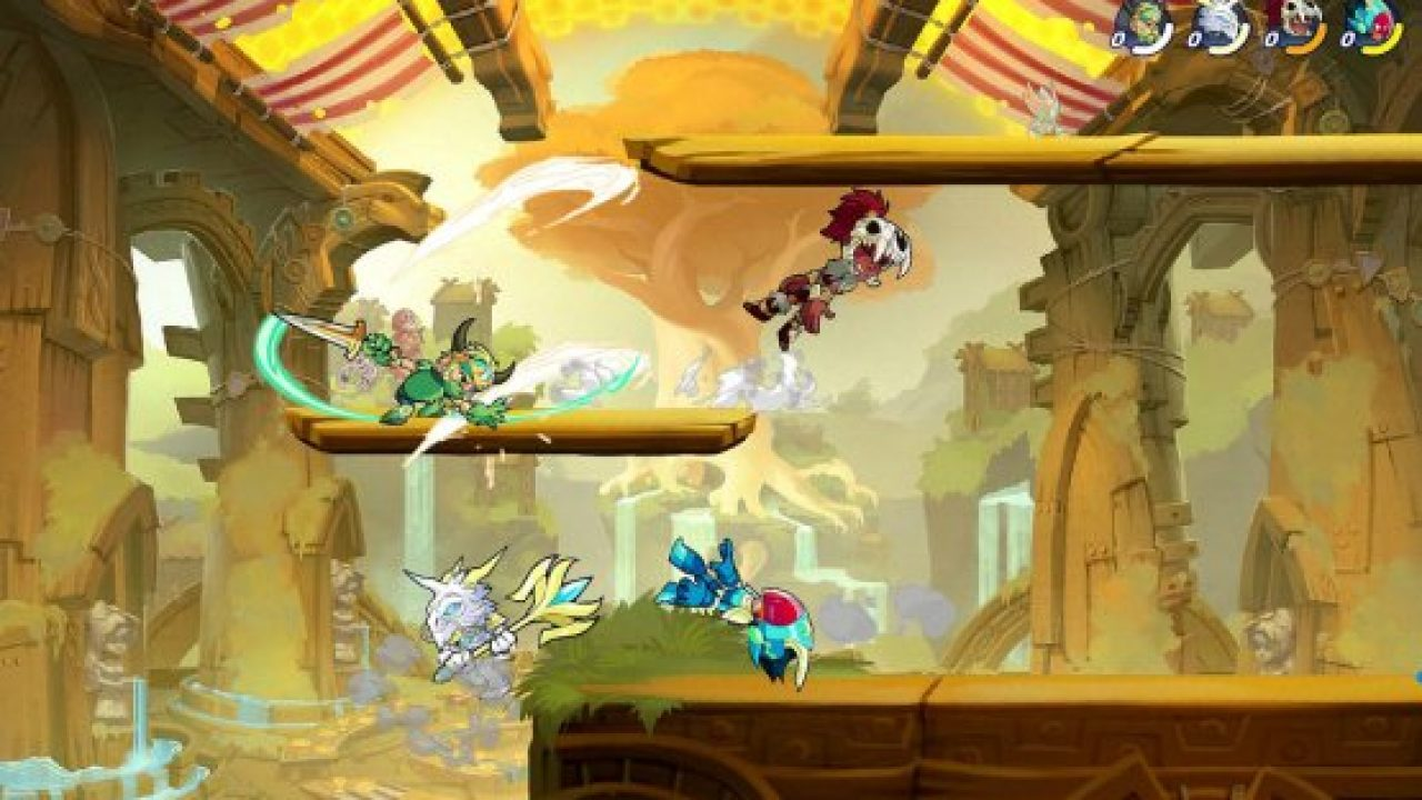 We're Giving Away 100 Brawlhalla PS4 Beta Codes