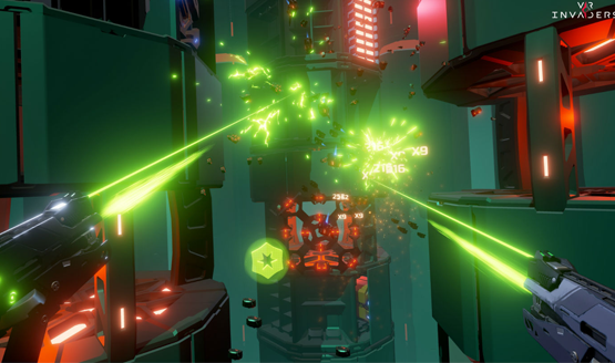 VR Invaders review 1