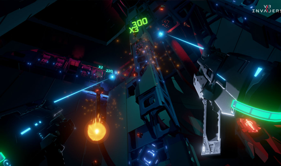 VR Invaders review 2