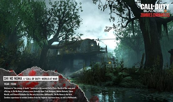 Take Another Look at Some of CoD Zombies Chronicles Maps