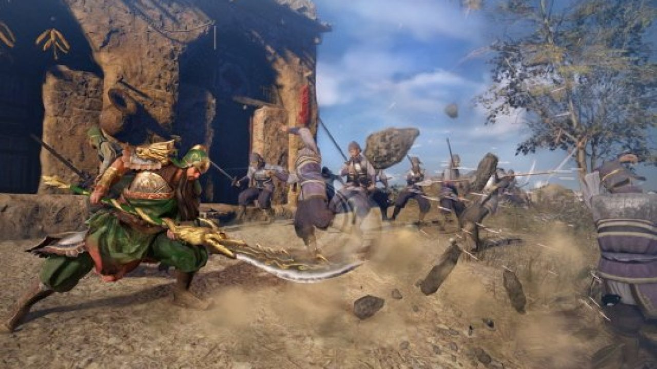 Dynasty Warriors 9 PS4 Pro Graphics Options Revealed
