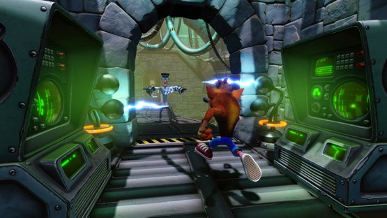 how to download crash bash on ps4