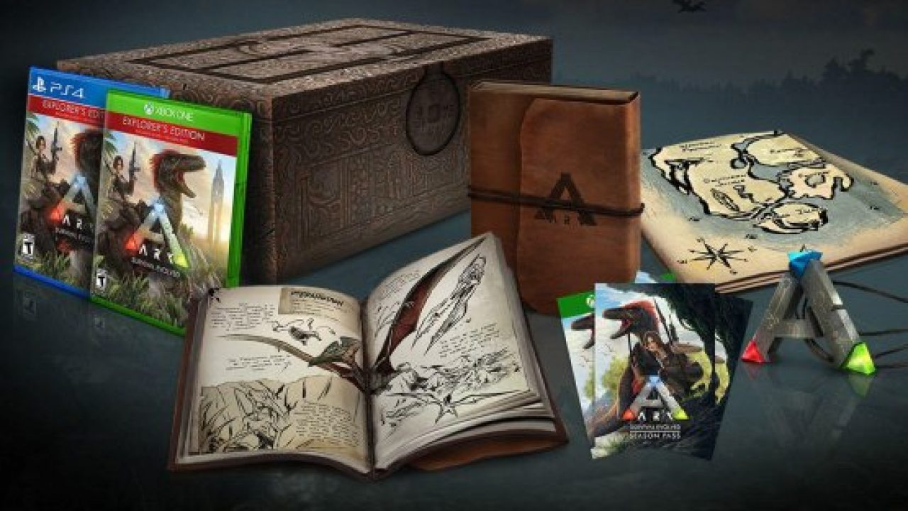 ARK Survival Evolved PS4 Fully Releases on August 8