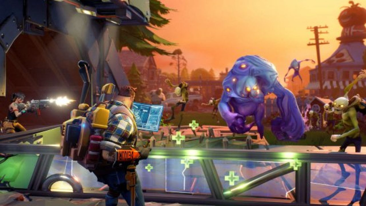 Fortnite PS4, Xbox One & PC Early Access Begins July 25