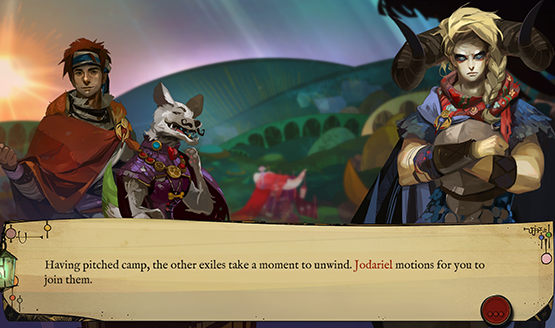 Check out Game Revolution's Pyre guide so you don't get stuck.
