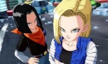 DBFZ Android 17 & 18