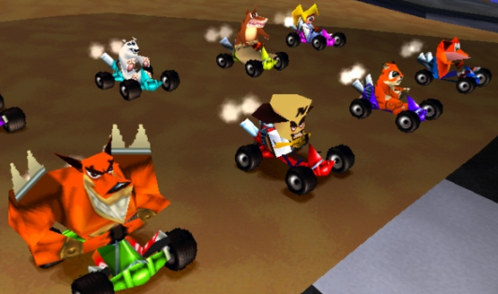 it s time for crash team racing remastered