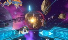 Voltron VR Game