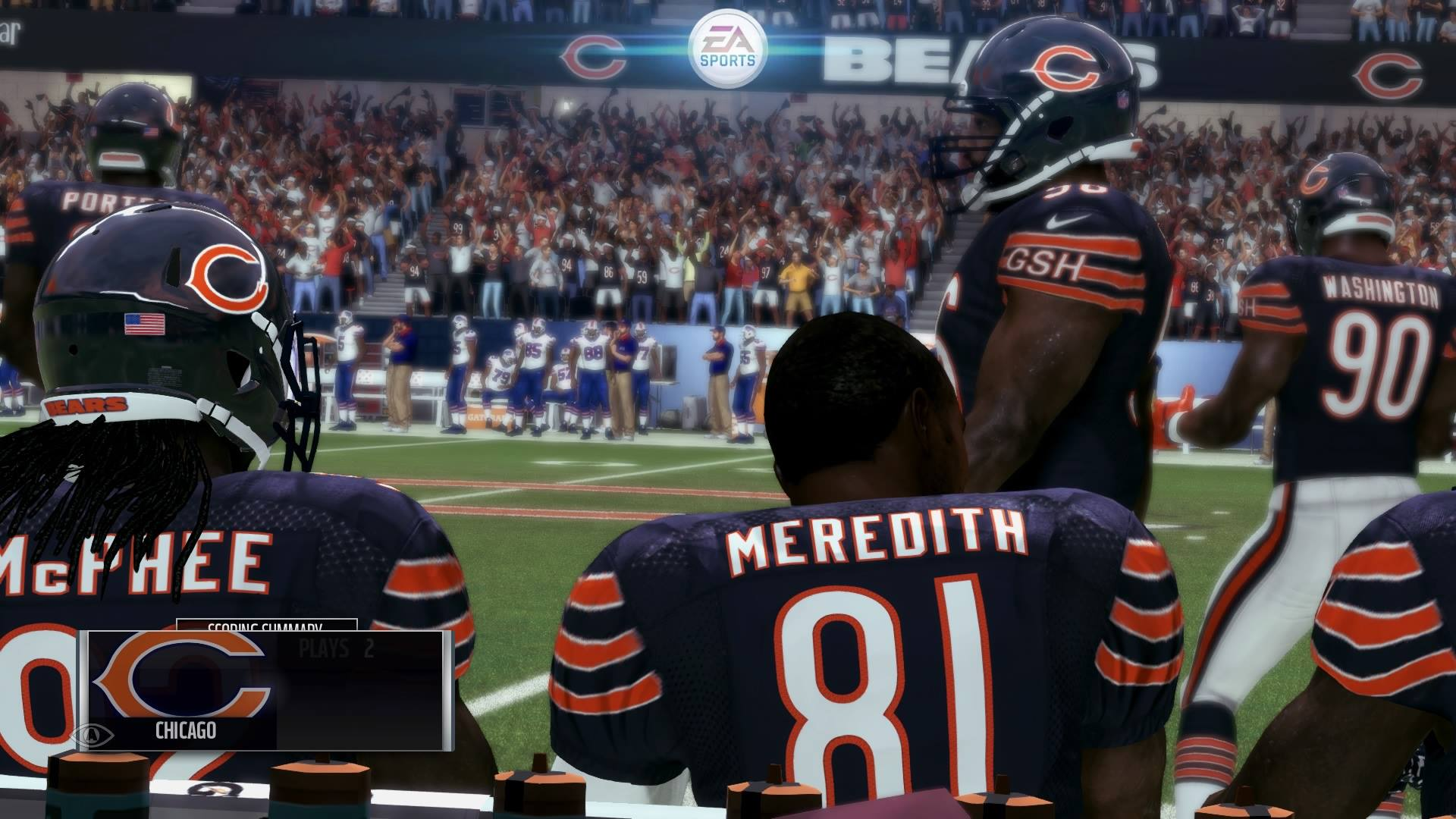 The Blind Game Update New By Playable Makes 18 Madden