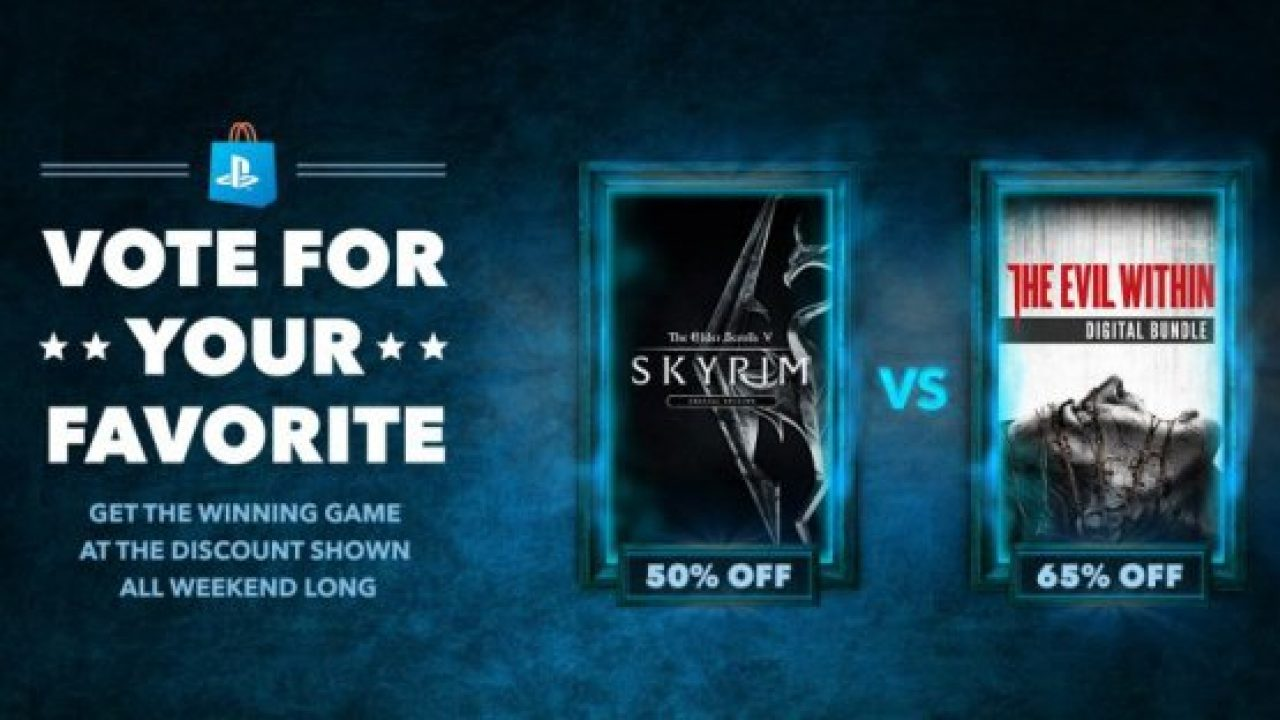 PlayStation Store Vote for Your Favorite Returns
