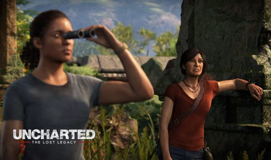 Uncharted the Lost Legacy Update