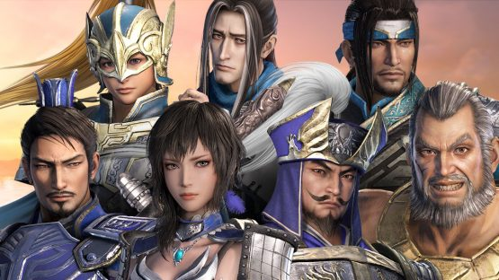 Dynasty Warriors 9 returning characters