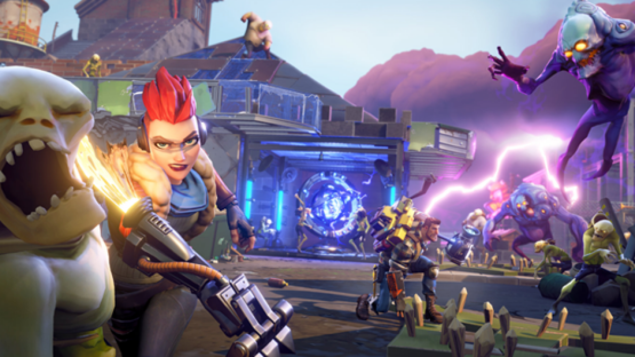 Fortnite Not Rendering Ps4 Ps4 Fortnite Frame Rate Capped At 30fps Epic Explains Why