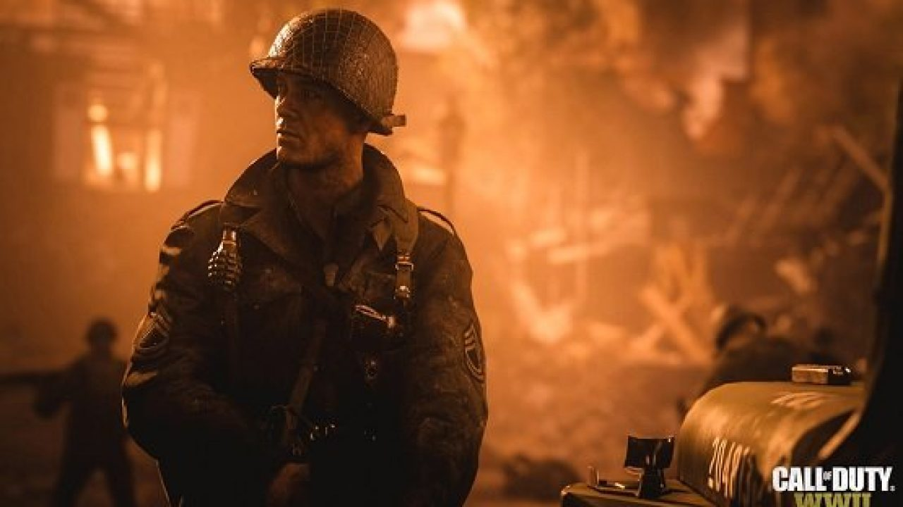 Call of Duty WW2 File Size Revealed