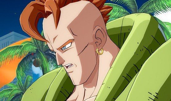 Dragon Ball FighterZ Android 16