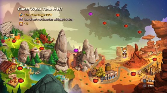 bubsy ps4 review