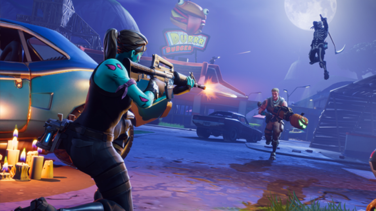Fortnite Update 1 9 Patch Notes, Fortnitemares Extended