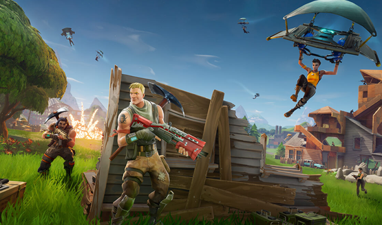 Fortnite update 1.10 patch notes