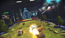 League of war vr arena review