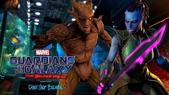 telltale guardians of the galaxy episode 5