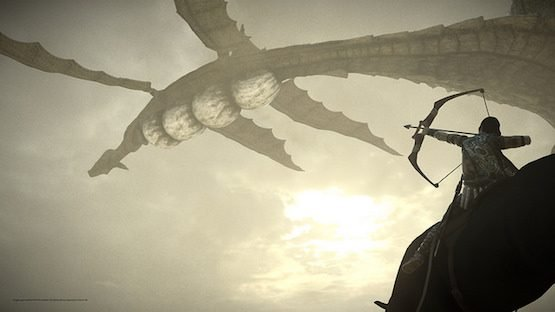 Shadow of the Colossus PS4 developer