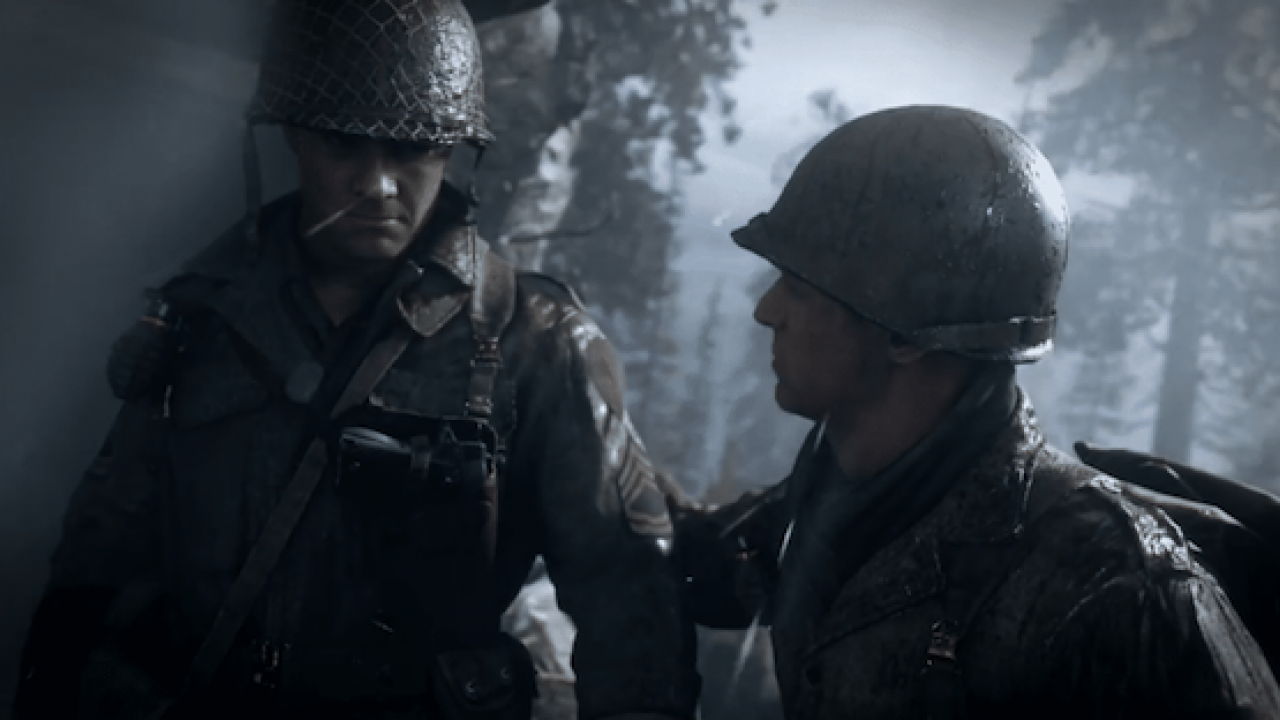 CoD WW2 Player Count Hits 12 Million on PS4