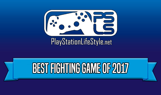 best fighting game of 2017
