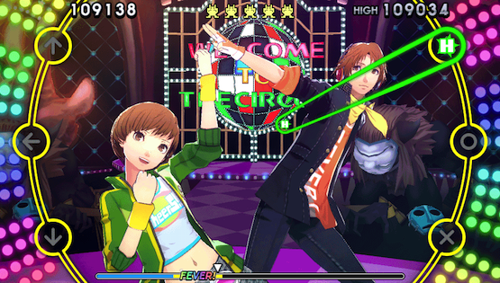 Image result for persona 4 dancing all night