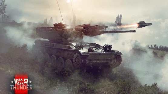 War Thunder Update 1.73 Adds French Army