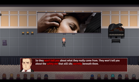 Little Red Lie review
