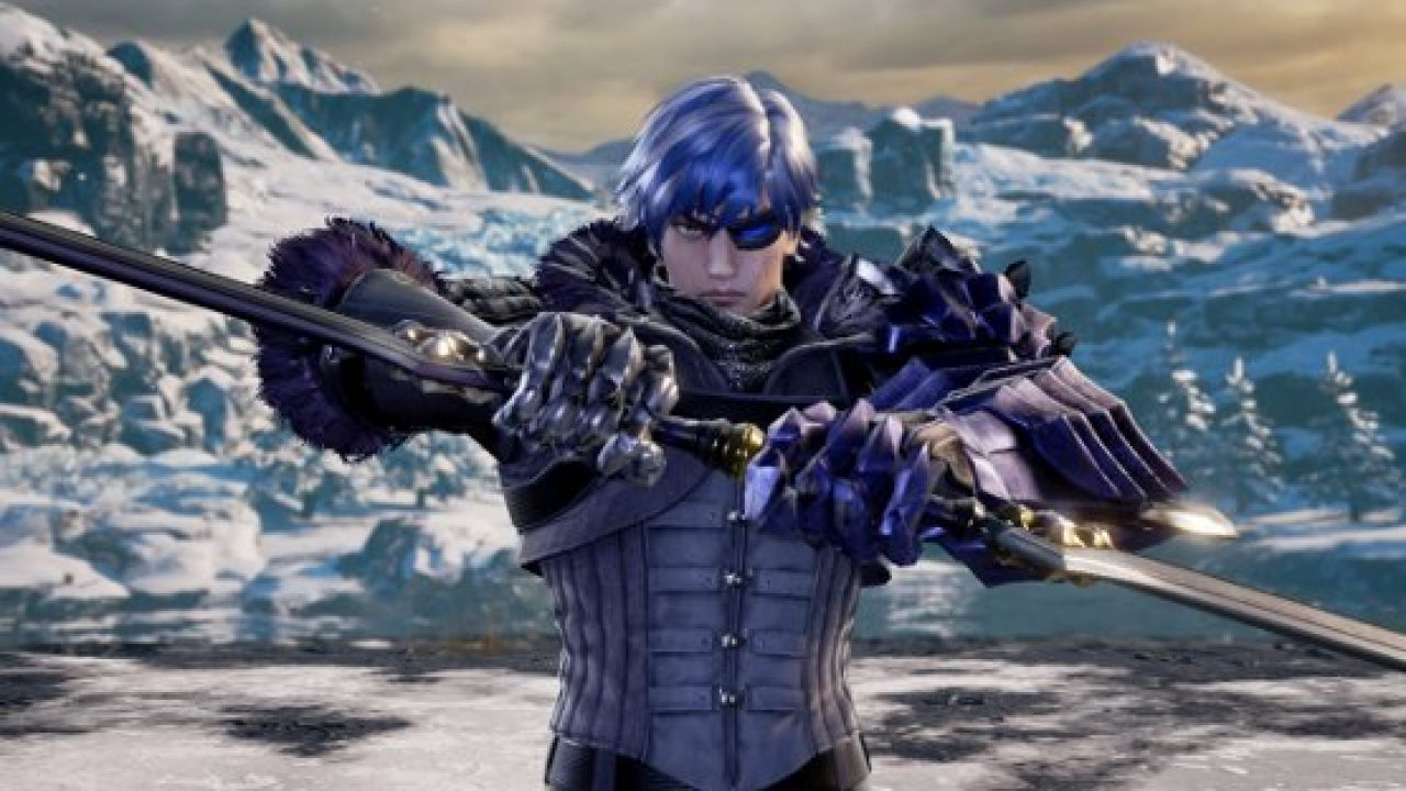 SoulCalibur 6 New Character Groh Revealed