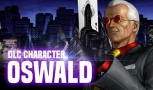 The King of Fighters XIV Oswald