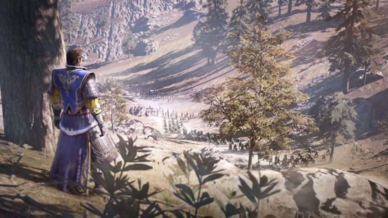 This Video Shows How Vast The Dynasty Warriors 9 Map Is