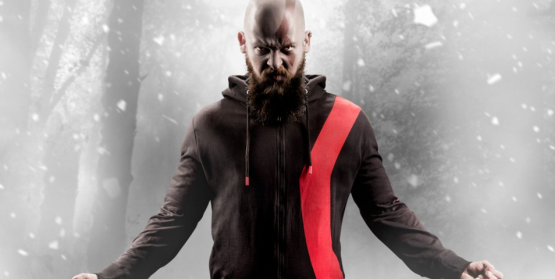 New God Of War Merchandise Revealed By Merchoid