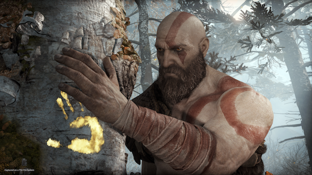 Watch 15 Minutes of God of War Gameplay